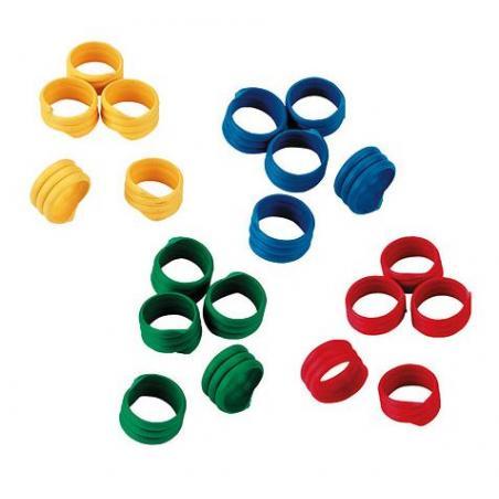 6006015 anelli identificativi galline spirale
