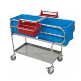 3972230 carrello con vasche