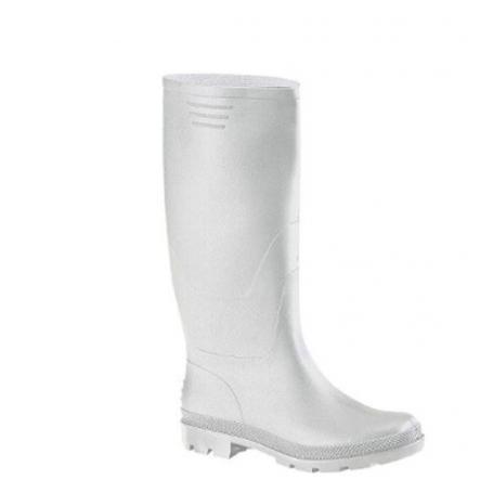 4986002 stivali gomma nitrilica bianca