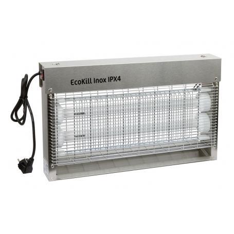 4983084 elettrosterminatore mosche zanzare ecokill inox