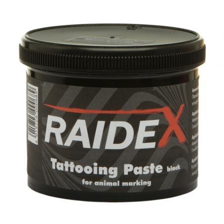 Pasta Raidex in barattolo per tatuaggio animali