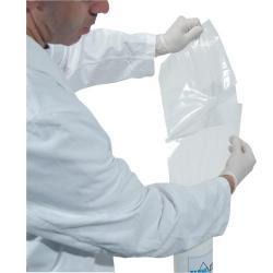Sacchetti trasparenti con filtro in TNT