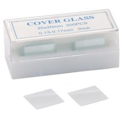Microscope cover slides