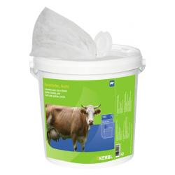 Cleaning wipes for animals