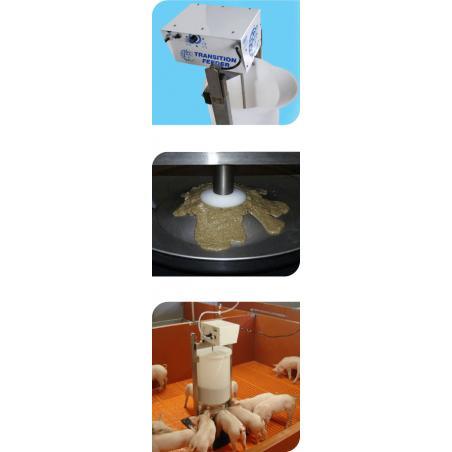 Alimentatore Transition Feeder automatico ad acqua fredda