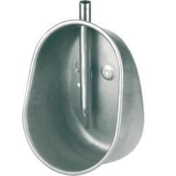Cubeta de acero grande