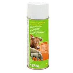 Green protective spray for claws