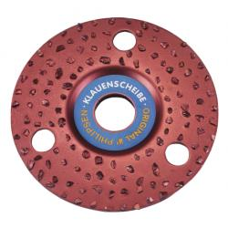 Philipsen sparse grain milling disc