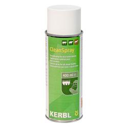 Cleaning spray for clipper