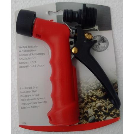 Pistola lavaggio in ottone o plastica