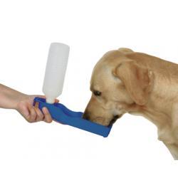 Distributore acqua da viaggio per cani