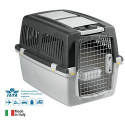 Trasportino conforme IATA con ruote per cani e gatti