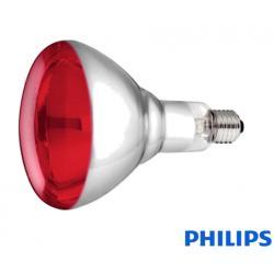 Lampada riscaldante Philips 250W animali e mangime