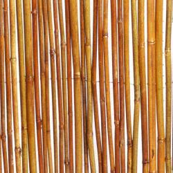 Arella in bamboo con filo di metallo
