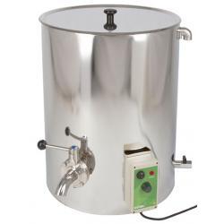 Serbatoio scaldalatte 50 litri in acciaio