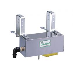 Lacabac high and low pressure float valve