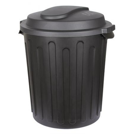Bin with lid 60 lt