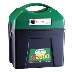 Euroguard S2600 battery electrificator 12V