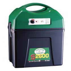 Elettrificatore a batteria 12V Euro Guard S2600