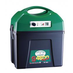 Elettrificatore a batteria 12V Euro Guard S4600 digitale