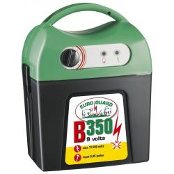 Elettrificatore a batteria 9V Euro Guard B350