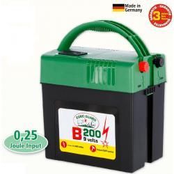 Elettrificatore Euro Guard B200 a batteria 9V