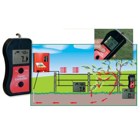 Ricercatore guasti recinto elettrico Fence Controller