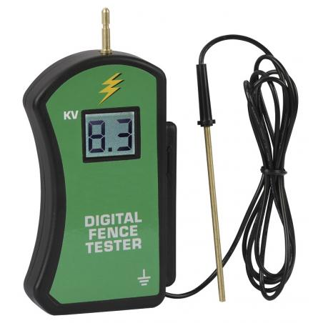 Voltmetro digitale per recinzioni elettriche