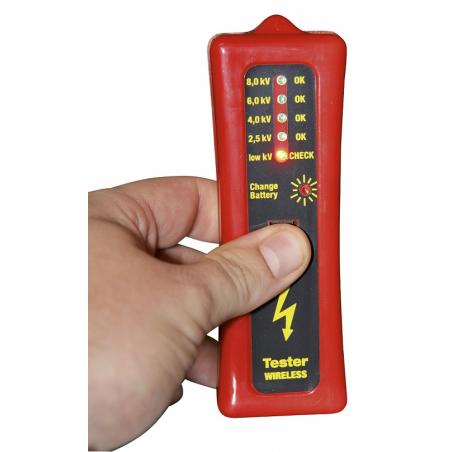 Tester indicatore tensione senza picchetti