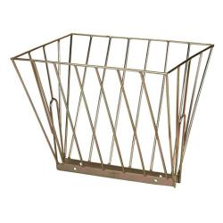 Double rack for animal box sides