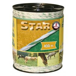 Corda Star per recinti elettrici con fili spessi