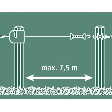 Cancello con avvolgitore automatico Flexigate
