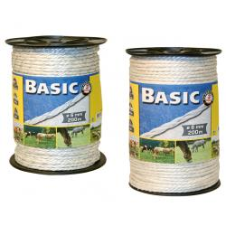 Corda BASIC per recinti elettrici animali