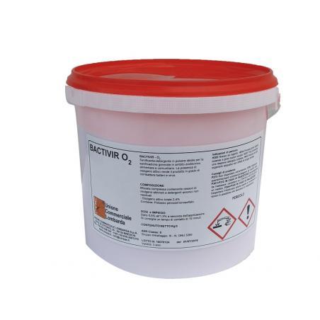BactivirO2 sanitizing against viruses