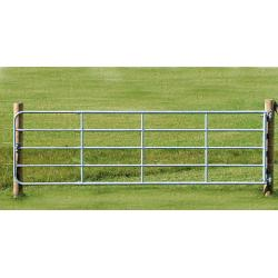Cancello per pascolo lunghezza regolabile