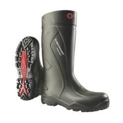 Stivali Dunlop antinfortunistici per agricoltura
