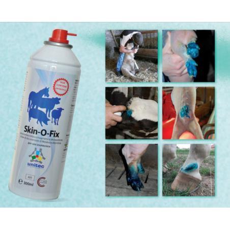 Skin O-Fix dermo protector para animales