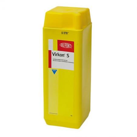 Disinfettante VirkonS per ambienti e attrezzature