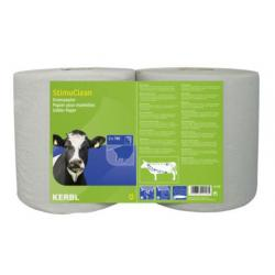 StimuClean paper for udders