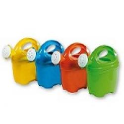 Plastic watering can for children