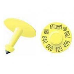 Marcas auriculares Allflex Button ESTAMPADAS