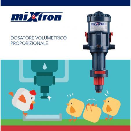 Pompa Mixtron 0.2-2 con sistema On Off