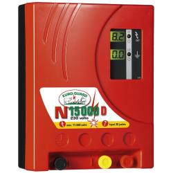 Elettrificatore Euro Guard N15000 D