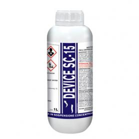 Device SC-15 insecticide against mosquito larvae and flies