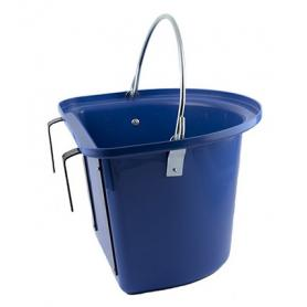 Gewa bucket for feeding calves with 1 low teat