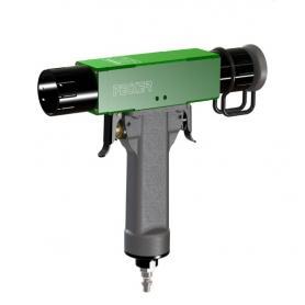 Pistola neumática doble PK812/D para marcado de cerdos