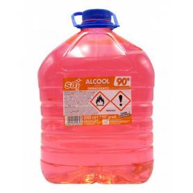 Alcool etilico denaturato 90° in tanica