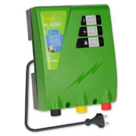 Elettrificatore per recinti elettrici da 230 V TITAN Ni 16000