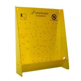 Pannello moschicida colore giallo