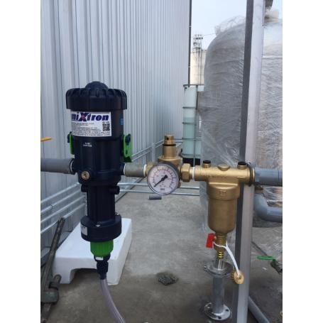 Pompa Mixtron 1-10 con sistema On Off